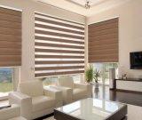 2017熱い販売の専門の製造業者の高品質は装飾的なベニス風のタケまたは木巻上げ式ブラインドをカスタム設計する