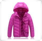 Затаврено вниз с куртки Packable вниз на зима 601 для детей