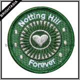Kundenspezifisches Embroidery Badge, School Badge, Patches für Garment (BYH-10871)