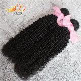 도매 8A 캄보디아 Virgin 머리 비꼬인 꼬부라진 자연적인 머리 연장