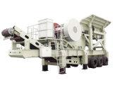 Fabricante de la trituradora de piedra de China y surtidor móvil principal/planta de piedra de la trituradora de quijada