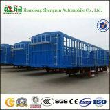 40 Tonnen 3 Wellen-Kasten-Stange-LKW-Schlussteil-/Ladung-Schlussteil/LKW-Träger