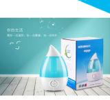 umidificatore domestico portatile dell'aria del serbatoio di acqua di plastica 2L mini