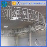 둥근 지붕 단계 점화 훈장 Truss 시스템