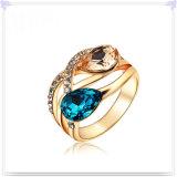 De Ring van de Legering van de Juwelen van het Kristal van de Juwelen van de manier (AL0005RG)