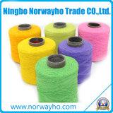 Cuerda de rosca elástico de la cuerda de rosca del Spandex (NWH-002)