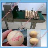 Impresora de inyección de tinta automática del huevo de la alta calidad para la venta
