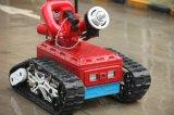 Robot de alta tecnología para la extinción de incendios y salvamento
