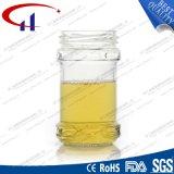 frasco de vidro do atolamento do Sell quente super do sílex 230ml (CHJ8028)