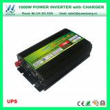 充電器及びデジタル表示装置(QW-M1000UPS)が付いているDC24V 1000Wの太陽エネルギーインバーター