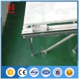 Bildschirm-Drucken-Tisch des manuelles GewebeHjd-B101 schräger