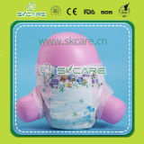 魔法テープ綿の使い捨て可能な赤ん坊のおむつ