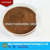 Pó da lenhina como o sódio aditivo químico Lignosulfonate do controle de poeira