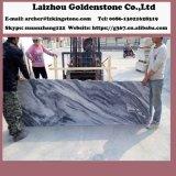 De Bewolkte Grijze Marmeren Eigen Fabriek van uitstekende kwaliteit van de Tegel van de Steen