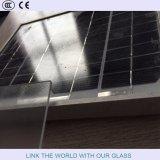 Freies Solarglas für Sonnenkollektor oder Solarscheiben