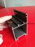 Anodisation en aluminium de profil de bâti d'extrusion anodisée pour Windows et la porte