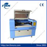 Máquina de grabado plástica de madera del corte del laser del MDF del tubo del laser de Reci