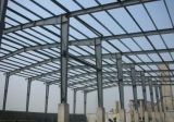 Cost basso Painted Steel Structure Workshop per Export