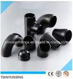Encaixes de tubulação sem emenda do aço do carbono da solda de extremidade Sch40