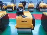 Rol van het Asfalt van de diesel de Dubbele Hand van de Trommel Mini voor Verkoop (fyl-S600C)