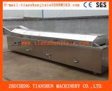 Automatische Gemüsefrucht-bleichende Maschine, Bleicher-Maschine, Maschine vorkochend, Salat-bleichende Maschine Tstd-80