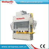 Press caldo Machine per Plywood/Particleboard/Coreboard