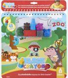 Crayon цвета 3D установил для детей/малышей/чертежа младенца