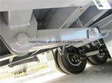 3 Eje 50t-80t bajo la cama / Cama baja del flanco del remolque del camión semi en venta