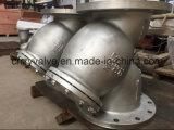 """API/DIN/JIS Class150 A216 Wcb Uit gegoten staal 20 de """" Zeef van Dn500 Y"""