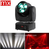 diodo emissor de luz Zoom Beam Moving Head de 3X15 4in1