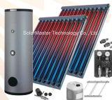 2016年のSolarmaster加圧太陽熱湯ヒーターシステム