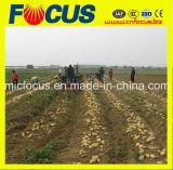 Moissonneuse de moissonneuse de patate douce de série du prix usine de qualité 4ug/pomme de terre de Simple-Rangée