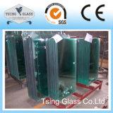 vidro Tempered de construção endurecido por atacado de 3mm-19mm com certificado do Ce