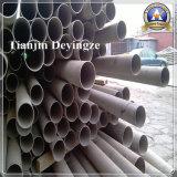 低炭素のステンレス鋼の円形の管(304L)