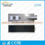 Lumière solaire Integrated de détecteur de rue d'IP68 5W-120W DEL avec à télécommande pour le jardin (HXXY-ISSL-5-120)