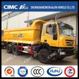 Cimc Huajun 8*4 U 유형 덤프 트럭