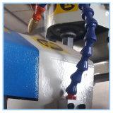 Fresadora de la ranura del agua para el perfil plástico