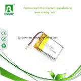 3.7V Li-Ion850mah Batterie Lipo Batterie-Zellen-prismatische Größe 513048