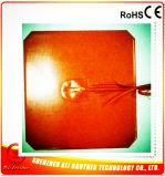 """riscaldatore del rilievo della stampante del silicone 110V 3D di 609.6*609.6*1.5mm (24 """" *24 """")"""