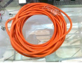 PVC UL1015 Electrical Earth Cable 16AWG 600V de ROHS