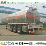 Di Skw9401gyyl 3 dell'asse 48m3 di alluminio della lega del combustibile dell'autocisterna rimorchio semi