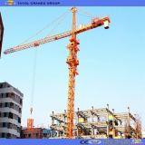 Selbst, der Turmkran vom China-Lieferanten aufrichtet