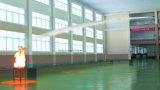 Großer Platz-automatischer Target-Seeking Wasserwerfer-feuerlöschendes System