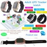 전화 APP (T59)를 가진 가장 새로운 성인 GPS 추적자 시계