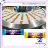 Nugatstange-Produktionszweig Imbiss-Nugat, das Maschine herstellt
