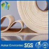 Sachet filtre non tissé de tissu filtrant de Comex de tissu d'Aramid