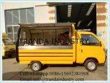 Carrello commerciale del carrello dell'alimento/carrello mobile del frigorifero dell'alimento