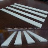 Штанга Pultruded высокопрочной стеклоткани плоская/прокладка, штанга FRP плоская/лист