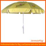 Parapluie de publicité portatif estampé par coutume