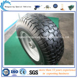 6.50-8 Unità di elaborazione Foaming Wheel/Rubber Wheel con Ball Bearing